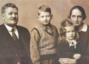 Família do Pr Daniel Berg