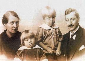 Família do Pr Gunnar Vingren