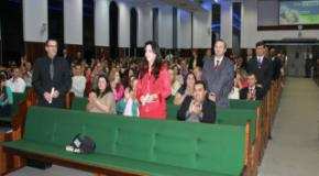Primeira turma de pós-graduação pela Faculdade Refidim