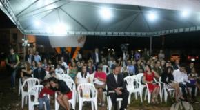 IV Cruzada Abençoando Joinville realizada na região norte