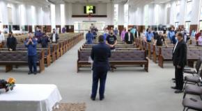 IEADJO realiza Consagração e Reunião com pastores
