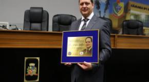 Pastor Sérgio Melfior recebe o Título de Cidadão Honorário de Joinville