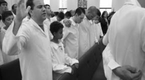 Quarto Batismo em Águas de 2016 - Agosto (306 novos membros)
