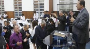 Pré-Congresso de música é realizado na IEADJO Shalom