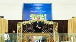 IEADJO recebe reunião com membros de diretorias e pastores