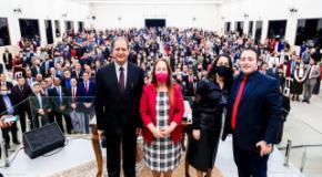 Cerimônia Especial: IEADJO realiza Ordenação de Evangelistas e Pastores locais