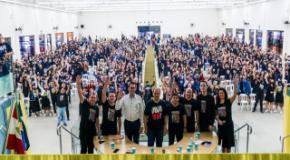 IEADJO forma mais de 900 adolescentes em primeira turma do Discipulado Teen
