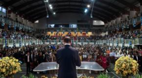 IEADJO realiza Culto em Ação de Graças pelo XVI CONGRESSO INTERNACIONAL MISSÕES SILOÉ