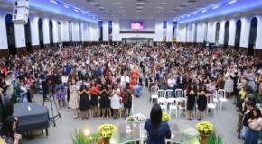 IEADJO recebe Encontro de Mulheres da 4ª Região