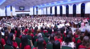 UFADVILLE CELEBRA 55 ANOS DO CÍRCULO DE ORAÇÃO EM JOINVILLE