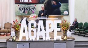 Acampasais e Congresso envolvem centenas de casais na IEADJO