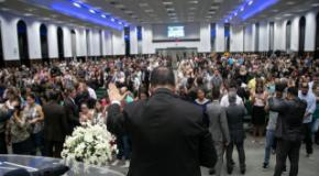 12 DIAS DE CLAMOR: Conversões e grande impacto espiritual marcam a campanha na IEADJO