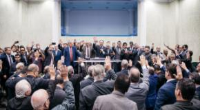 Em primeira Reunião Geral de 2019, IEADJO realiza Ordenação de Obreiros