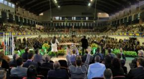 CONFIRA: Abertura do XVII Congresso Internacional de Missões Siloé foi marcante