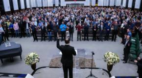 Presença de Deus é marcante em última reunião de obreiros de 2019 na IEADJO