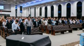 IEADJO reúne centenas de homens em palestra sobre saúde e prevenção