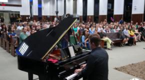 Audição e entrega de certificados encerra Ano Letivo da Escola de Música da IEADJO