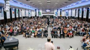 Acolhimento e Evangelização são temas da 10ª Oficina de Discipulado para o Brasil