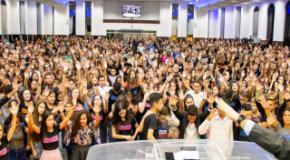 """UNIAADJO: Adolescentes, pais e líderes participam do """"SE LIGA"""""""