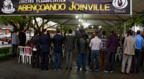 Bairro Costa e Silva hospeda a 8ª Cruzada Evangelística Abençoando Joinville