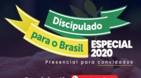 Online: IEADJO promove Congresso de Discipulado para o Brasil