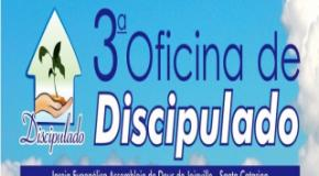 3ª Oficina de Discipulado em Joinville
