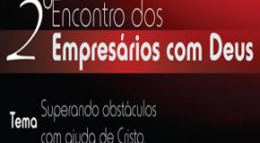 """Juiz Federal estará na AD Joinville palestrando sobre o tema """"Superando Obstáculos com ajuda de Cristo"""""""