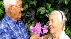 A promessa de uma velhice feliz e frutífera