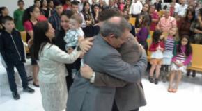 Novo pastor no Setor 27 da IEADJO