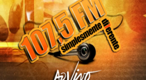 Rádio 107,5FM lança aplicativo para dispositivos móveis