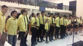 Congresso de Jovens do Setor 15 Itaum é Marcado pelo Poder de Deus !
