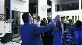 I Encontro para Filhos de Pastores realizado na IEADJO - Bom Retiro