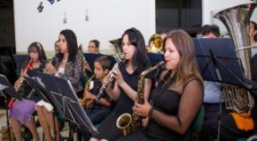 Banda da Vila Industrial comemora aniversário