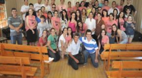 Viagem Missionária - UMADJO - Cong. Shalom