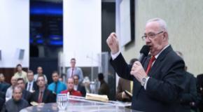 Reunião Geral de Obreiros - Abril/2017