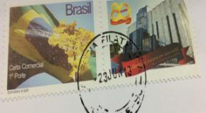Correios lançam selo comemorativo dos 80 anos da IEADJO