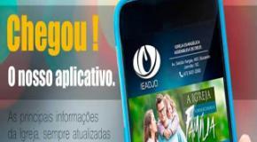Assembleia de Deus em Joinville lança aplicativo para dispositivos móveis