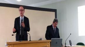 Diretor da Faculdade Refidim participa de Reunião nacional do CEC no Rio de Janeiro
