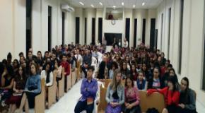 Culto com temática Missionária movimentou adolescentes da UNIAADJO na região Leste