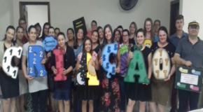 IEADJO realiza Jornada Pedagógica para professores do Infantil