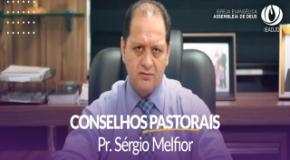 Conselhos Pastorais: Em meio à crise, palavras de esperança