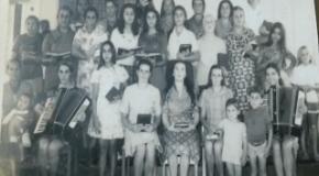 #ieadjonahistória: UFADVILLE e o início do Círculo de Oração na IEADJO
