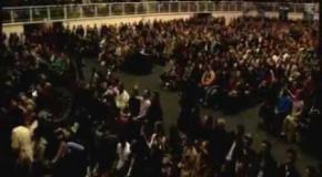 11º Cong. Missões Siloé - Sábado - Cantora: LYDIA MOISÉS -  ALÉM DO RIO AZUL