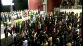 11º Congresso Missões SIloé - ABERTURA BANDEIRAS