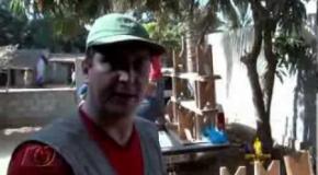 Continuação dos trabalhos em Moçambique 2013