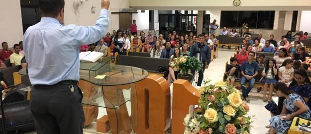 IEADJO Parque Guarani sedia o segundo culto dos 12 anos da Rádio 107