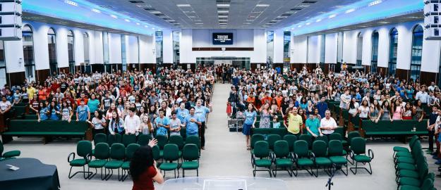 UNIAADJO realiza o primeiro evento de 2017 no templo Sede