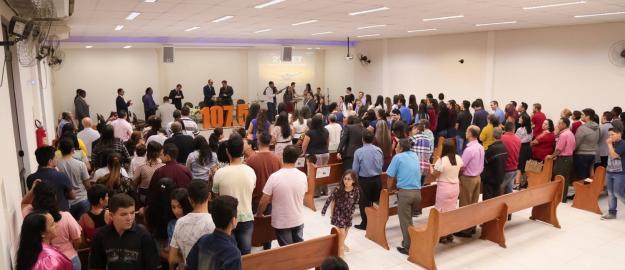 Ieadjo -  Beth Shalom sediou Culto da Rádio 107,5 FM do mês de setembro