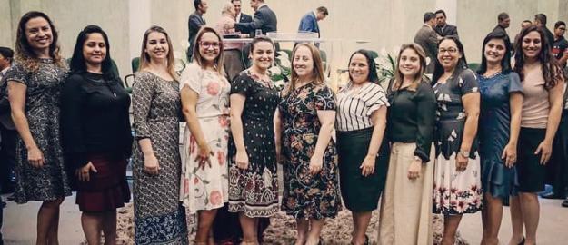 Conferência Feminina marca o mês da mulher na IEADJO