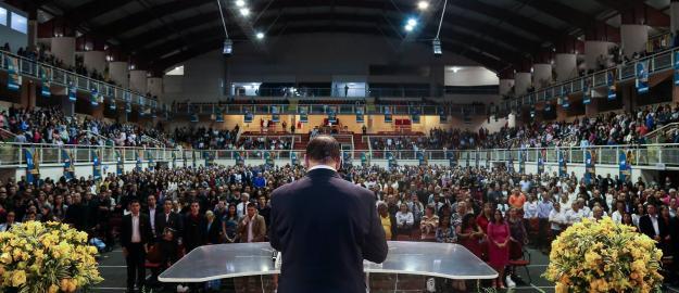 IEADJO realiza de 16 a 20 de agosto o XVII Congresso Internacional de Missões Siloé